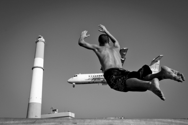 2 Gabi Airplane