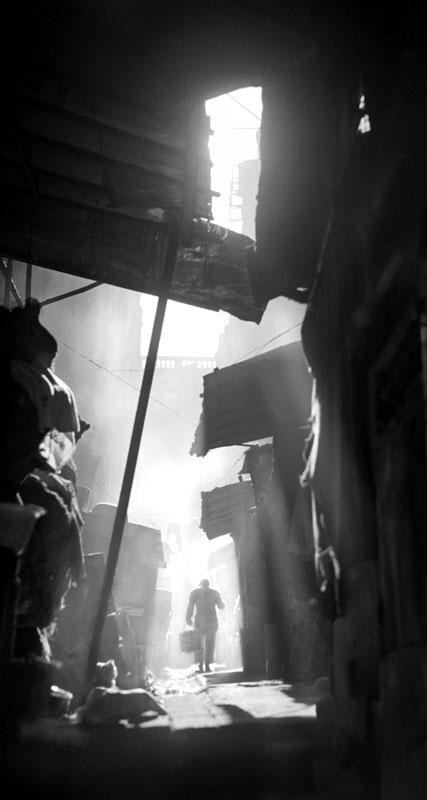 Hongkong Slum