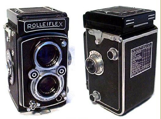 Rolleiflex two