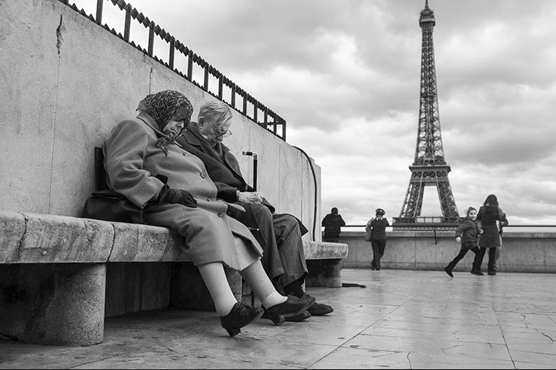 Peter Turnley Eiffel